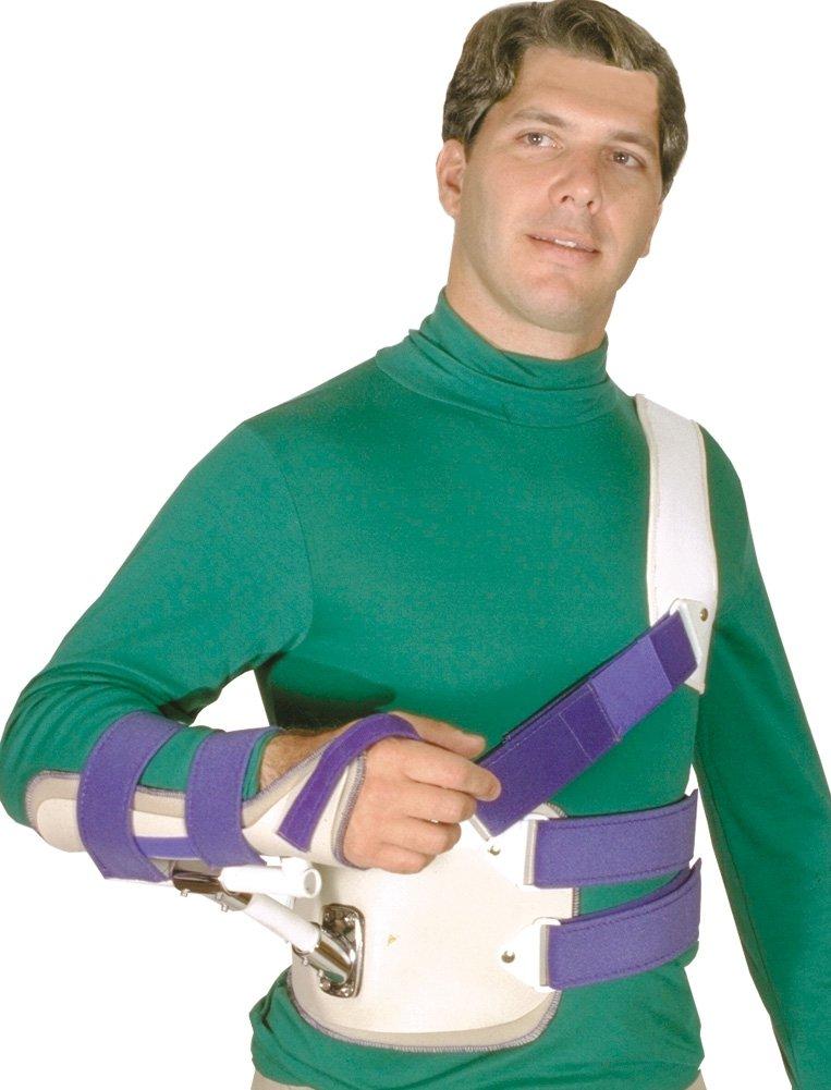 AliMed Gunslinger Shoulder Orthosis Arm Support, Left, Medium