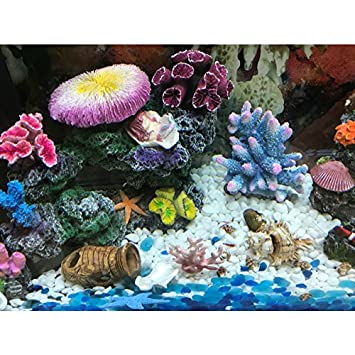 Buy Pinkdose Artificial Aquarium Coral Plant Online At Low Prices In