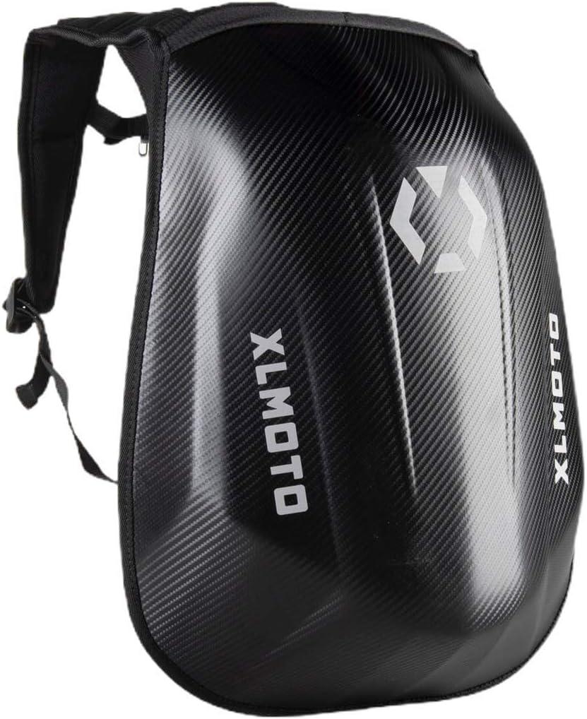Xlmoto Motorrad Rucksack Slipstream Wasserfest Carbon Look 24 L Auto