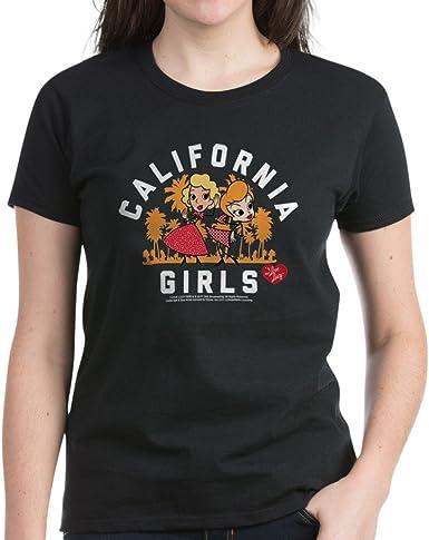 CafePress I Love Lucy California Girl Womens PJs
