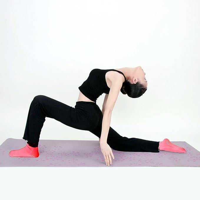 ULTRAFY Medias De Yoga Pilates: Amazon.es: Deportes y aire libre
