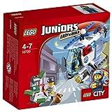 LEGO Juniors - 10720 - La Poursuite Avec L'hélicoptère De Police
