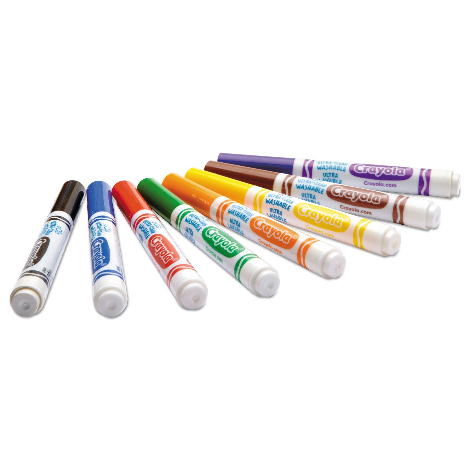 Classic Crayola/// 587808 Ashable Markers