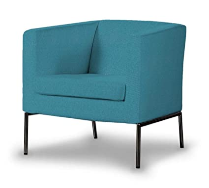 Dekoria Fire retarding IKEA KLAPPSTA sillón Funda - Turquesa ...