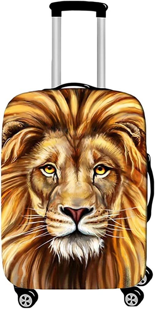 YiiJee Housse de Valise 18-28 Pouces Luggage Cover Voyage Luggage Trolley Case Cover Protector
