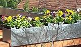 Deck Rail Planter - 4'