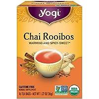 YOGI TEA - Chai Rooibos Organic Tea