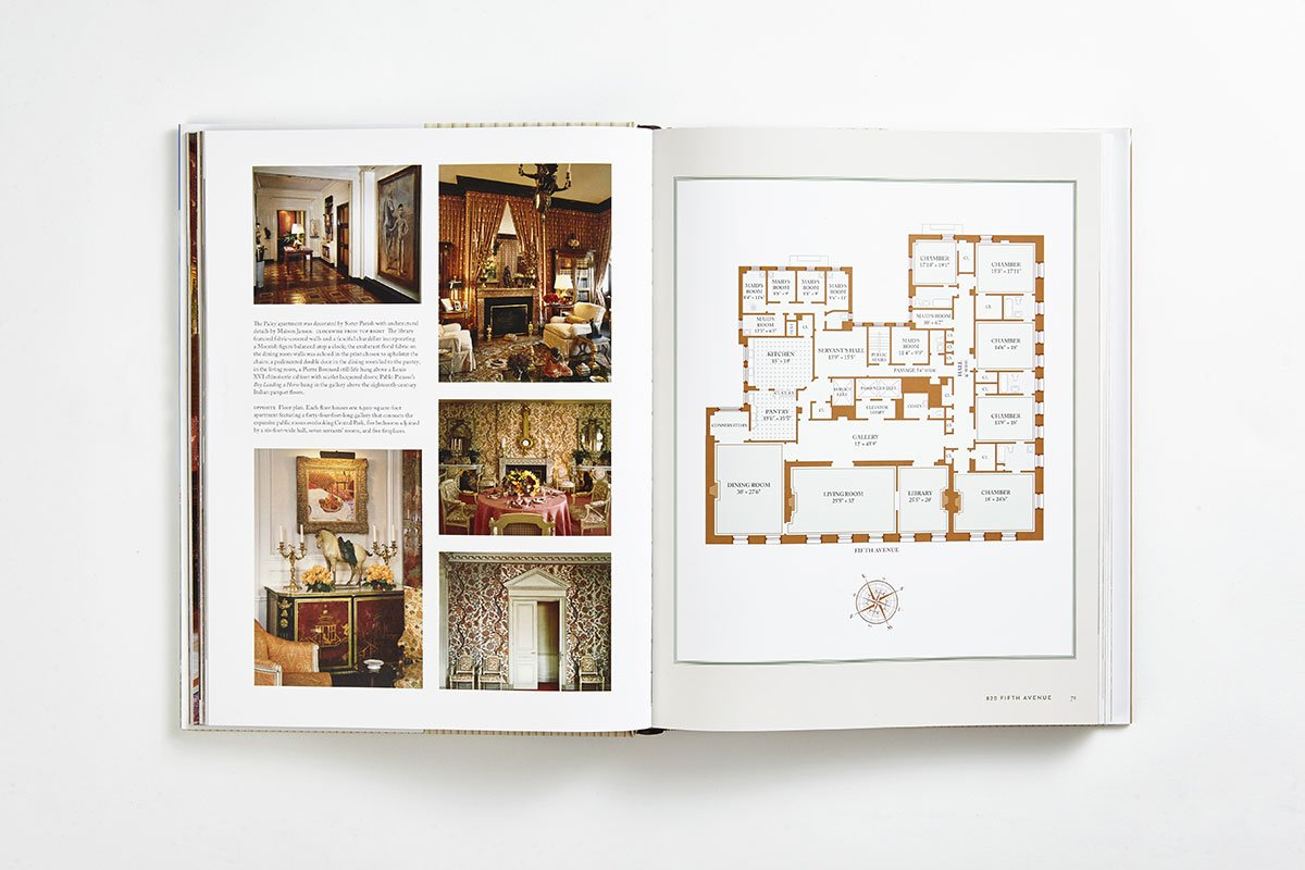 Life at the Top: New York's Exceptional Apartment Buildings by Vendome Press (Image #5)