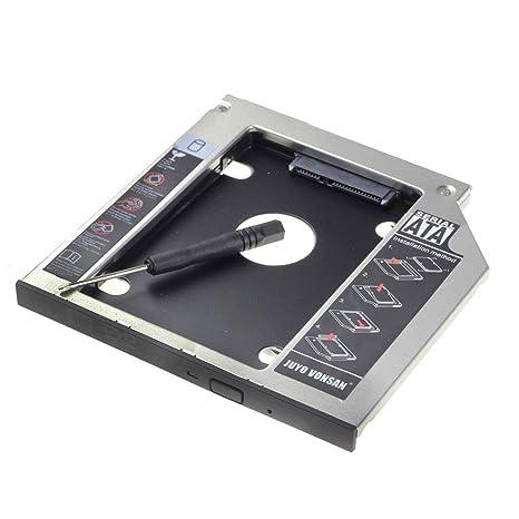 Generic 2nd Hard Drive Hdd Ssd Caddy for Lenovo Thinkpad Edge E520 E525  E535 E545 14 E40
