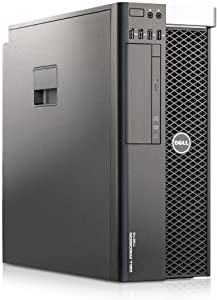 Dell Precision T3610 Tower Workstation - Intel Xeon E5-1620 v2 3.70 GHz (Renewed)