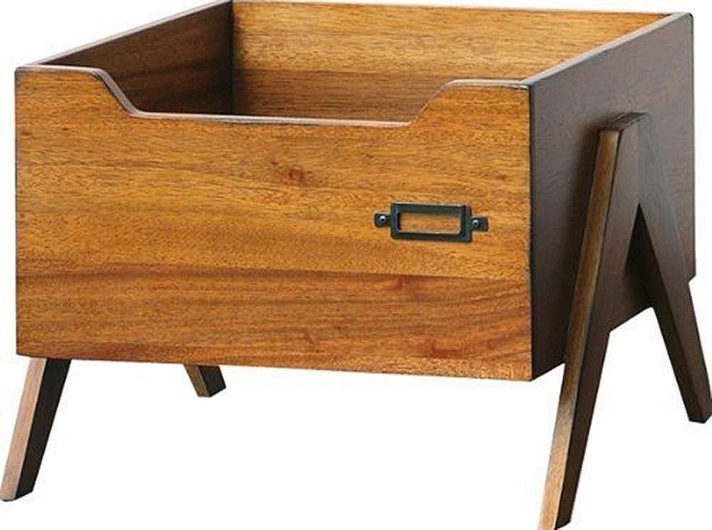 市場 モペ スタッキングボックス 幅40×高さ30cm ブラウン MOR-2524BR B00911108K