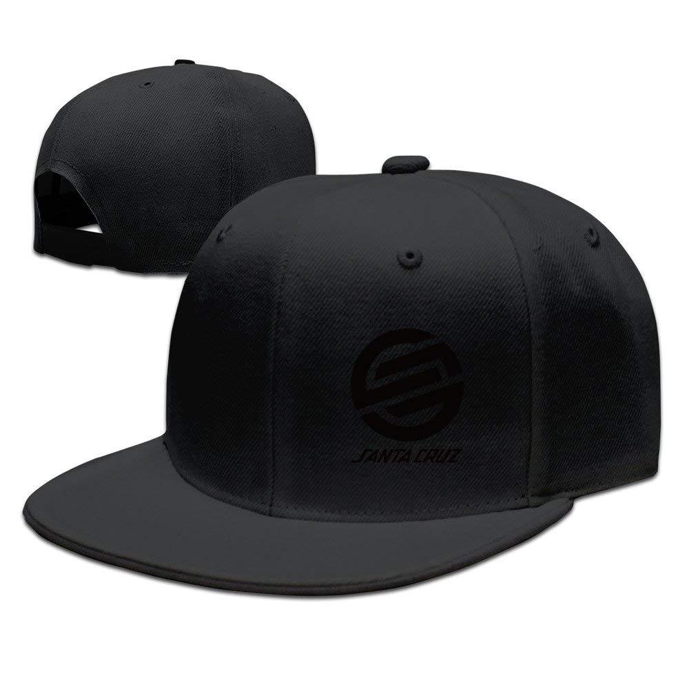 Santa Cruz Surf Skate Hip Hop Snapback Baseball Hat Cap One Size ...