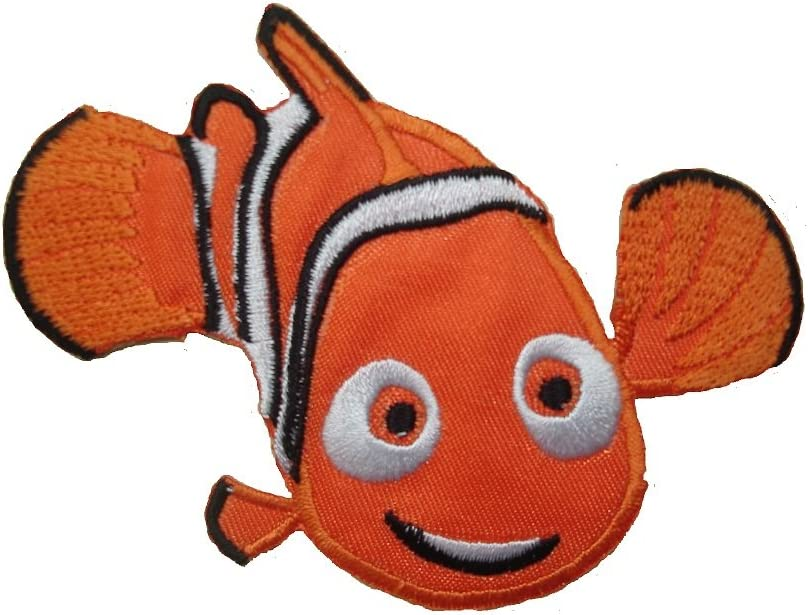 FINDING NEMO IRON ON T-SHIRT FABRIC TRANSFER OR STICKER WALL DECAL