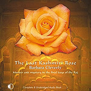 The Last Kashmiri Rose Audiobook