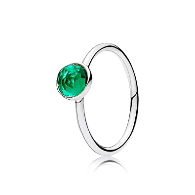 736153113 Image Unavailable. Image not available for. Color: Pandora May Droplet Ring  ...