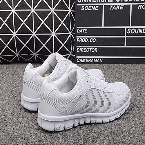 Outdoor Gym laamei en Chaussures pour de Multisports Respirant Sport Femme Athlétique Mesh Chaussures Adulte de Fitness wwOqHTZ