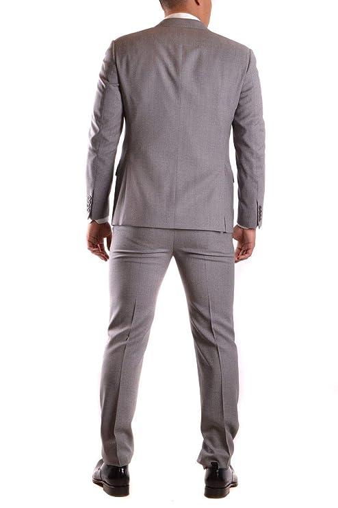 Amazon.com: Armani Collezioni UCVGEBUC005605 - Traje de lana ...