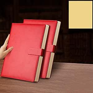 Cuaderno A4, bloc de notas engrosado, libro de negocios