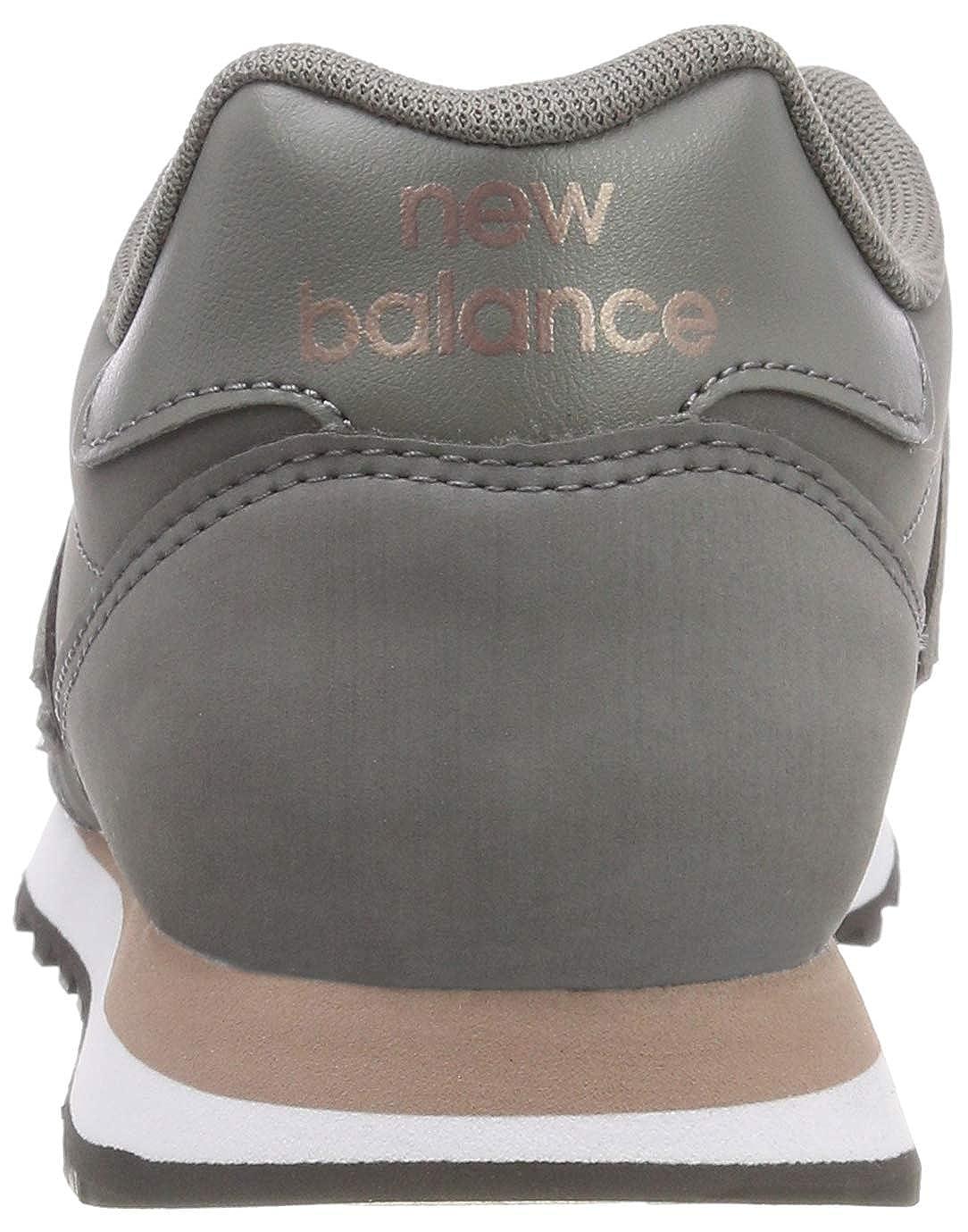 New Balance Damen 500 500 500 Turnschuhe schwarz weiß blau 36 EU 63ffc5