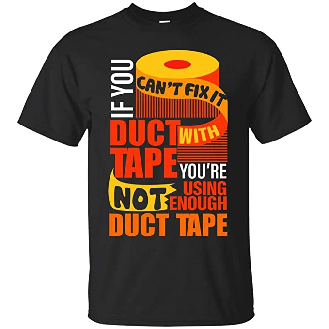 U Fix It >> Amazon Com If U Can T Fix It With Duct Tape You Re Not