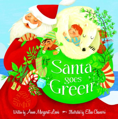 Santa Goes Green ebook