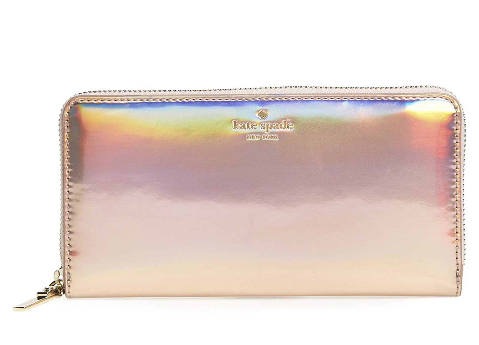 Kate Spade New York Lacey Wallet Rose Gold