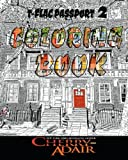 T-FLAC Passport Coloring Book Two (Volume 2)