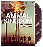 Animal Kingdom: The Complete First Season 1 (DVD, 2017, 3-Disc Set)