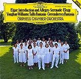 Elgar: Introduction & Allegro, Serenade,  Elegy / Vaughan Williams: Tallis Fantasia, Greensleeves Fantasia