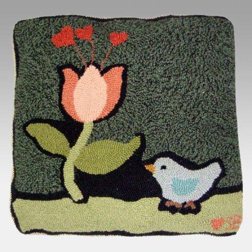 (Susan Branch - Good Kitty - Pillow)