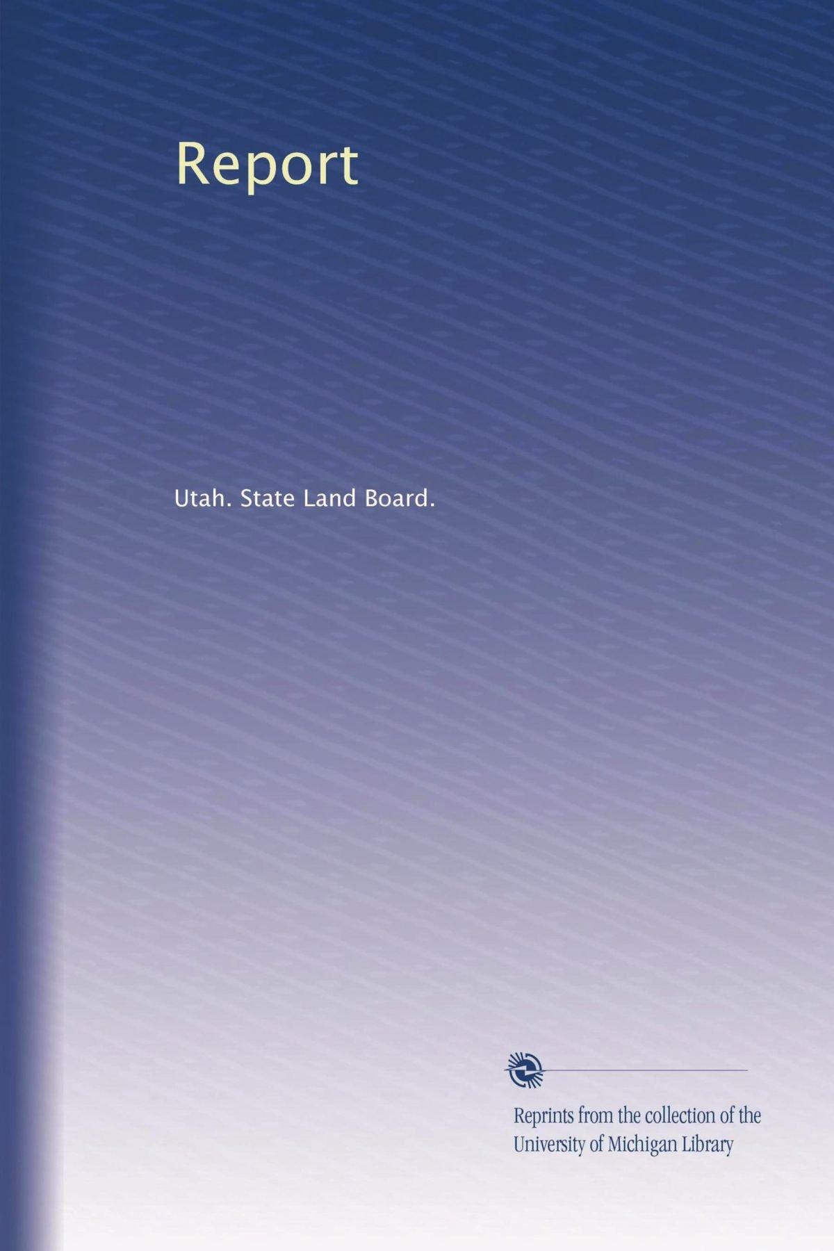 Report (Volume 7) PDF