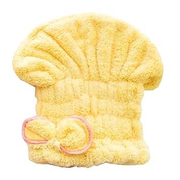Toalla para secar el cabello marca KaLaiXing para mujeres o niñas de pelo largo