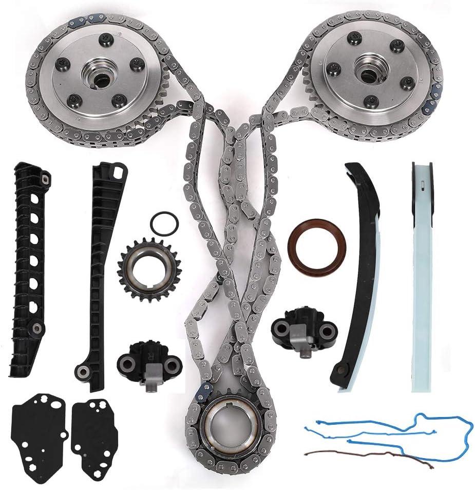 Amazon.com: Kit de cadena de sincronización de motores ...