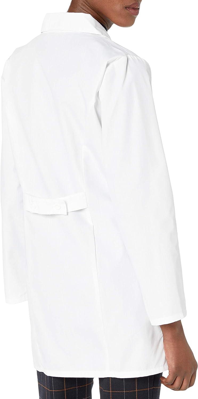 "Dickies Women's 32"" Lab Coat: Clothing"