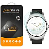 [3-Pack] Supershieldz for Verizon Wear24 / Wear 24 Tempered Glass Screen Protector