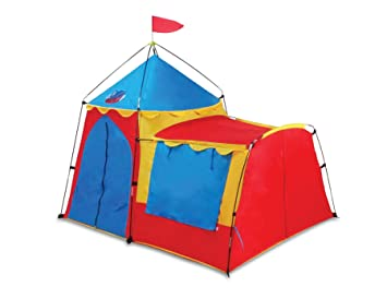 Giga The Knights Tower Kids Play Tent (5 x4-Feet x 50-Inch  sc 1 st  Amazon.com & Amazon.com: Giga The Knights Tower Kids Play Tent (5 x4-Feet x 50 ...