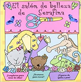 SALON DE BELLEZA DE SERAFINA, EL (Spanish Edition): CLARE WALTERS : 9788478649983: Amazon.com: Books