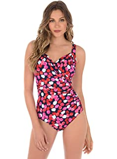 fa6f488d77 Miraclesuit Rockin  Moroccan DDD-Cup Sanibel Underwire One Piece ...