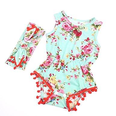 891cbb44da78 Amazon.com  Baby Girl s Clothes