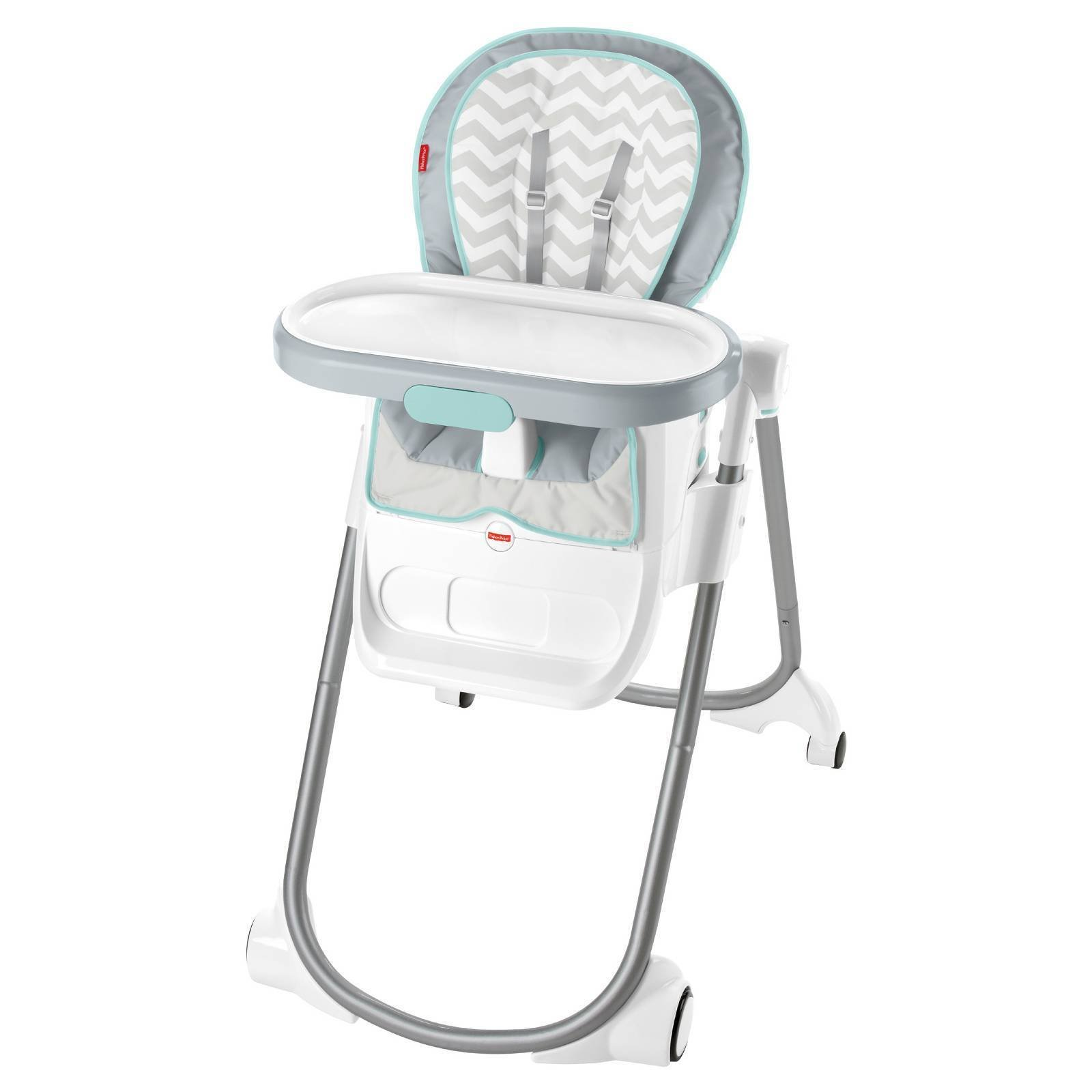Fisher-Price 4-in-1 Total Clean High Chair Sweet Surroundings