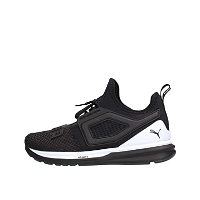04623cd5506 Puma Ignite Limitless 2 Jr Black Wh  Buy Online at Low Prices in India -  Amazon.in