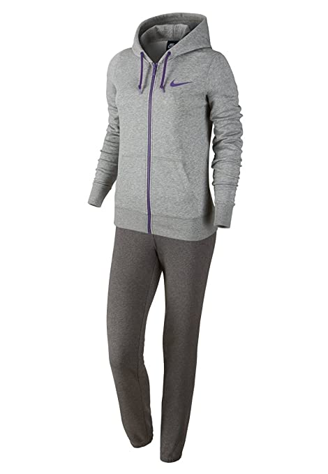 Nike Club ft Tracksuit W 645428 064/ - Chándal para mujer fitness ...