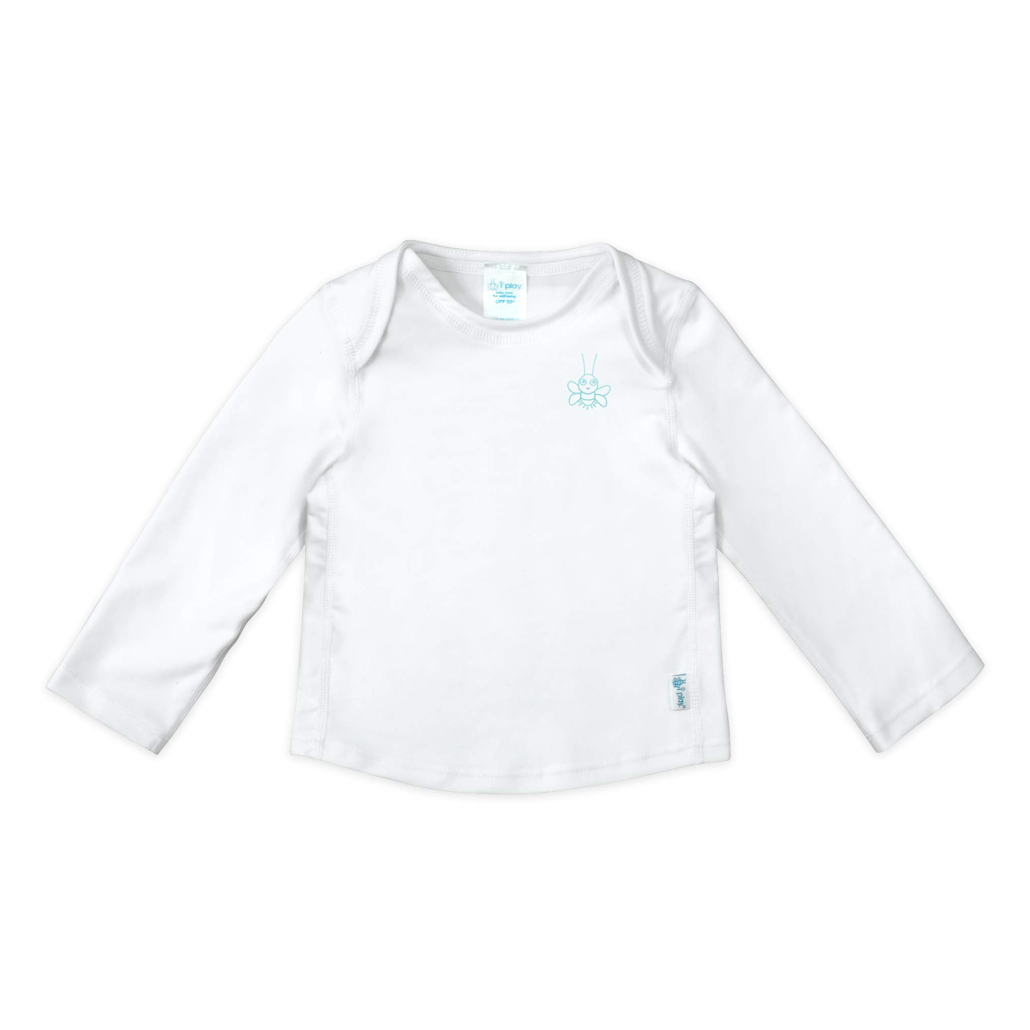 i play. Baby, White Easy-On, 12 Months