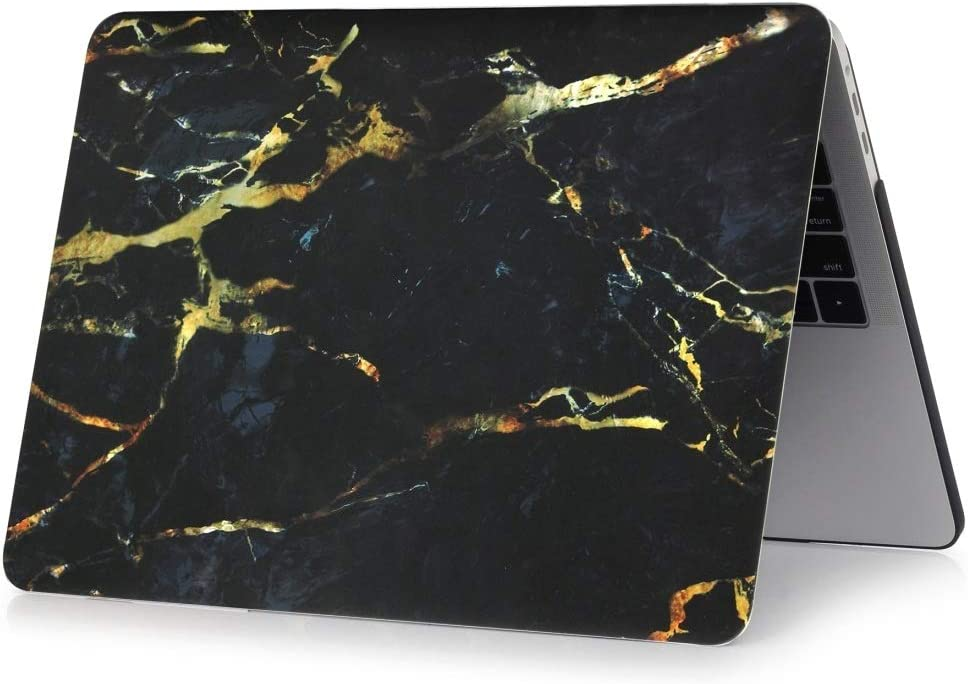 It is a Perfect Choice for You Marble 5 Laptop Water Stick Style Protective Case for MacBook Air 13.3 inch A1932 The case is Very Fashionable and Popular. 2018 with The Pattern Design