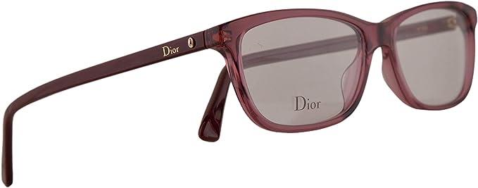 Christian Dior Montaigne N 56 Brille 53 14 145 Opal Burgunderrot Mit Demo Klarem Objektiv Lhf 56 Montaigne56 Amazon De Bekleidung