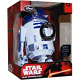 Official Disney Star Wars The Force Awakens 26cm Talking Interactive R2-D2 Figure With Light & Sounds