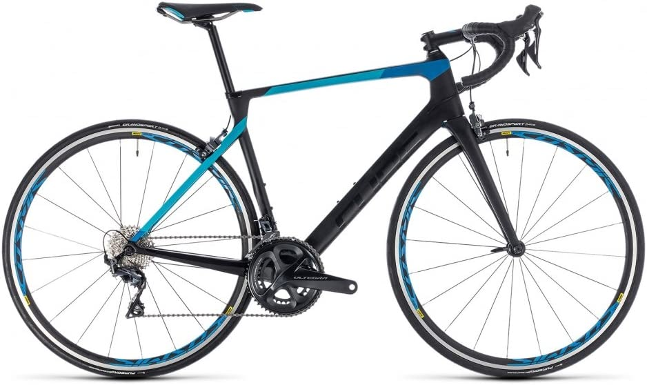 Bicicleta de carretera Cube agree C: 62 Pro carbon N Blue 2018 ...