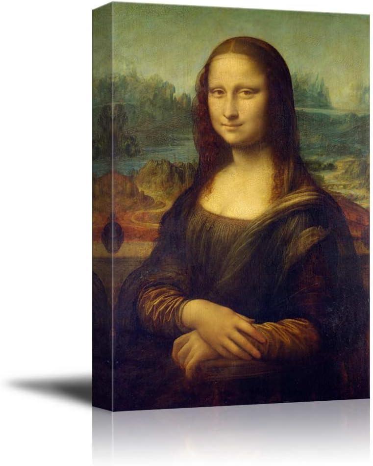 Mona Lisa by Da Vinci - Canvas Print