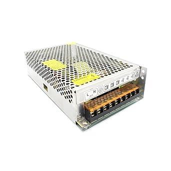 anycubic DC 12 V 25 A Universal regulados tira LED luz Fuente de ...