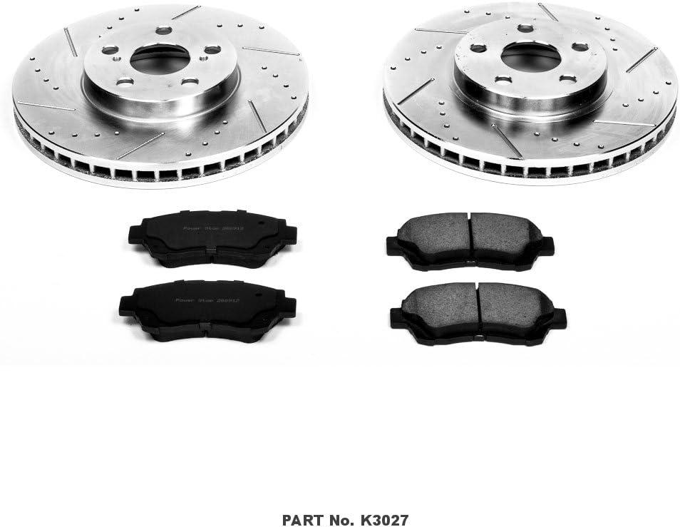 For 1993-1997 Lexus GS300 Hart Brakes Front Rear Ceramic Brake Pads